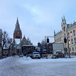 Photo taken at Stortorget by Torkel F. on 12/9/2012