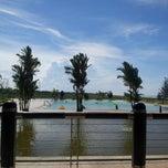 Photo taken at Kingwood Resort by Mac M. on 12/21/2012