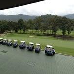 Photo taken at Alpine Golf Resort Chiang Mai (อัลไพน์กอล์ฟรีสอร์ทเชียงใหม่) by Charmingmoo on 11/30/2012
