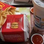 Photo taken at McDonald's by Mirayanti on 12/16/2014
