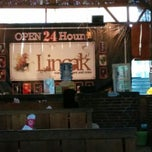 "Photo taken at Lincak ""Warung Hotspot Bukan Cafe"" by Moefid T. on 2/22/2014"