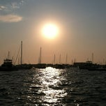 Photo taken at Newport Yachting Center by Lauren S. on 8/31/2012