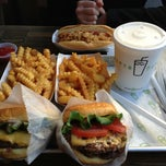 Photo taken at Shake Shack by Xavier D. on 5/6/2013