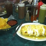 Photo taken at Maria's Taco Shop by Tyge W. on 10/16/2012