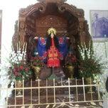Photo taken at Iglesia Santa Librada by valntin c. on 8/7/2014