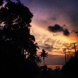 Photo taken at Moonlight Bay Resort Koh Lanta by Joanne A. on 4/15/2014