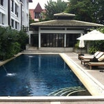 Photo taken at Avantika Boutique Hotel by Clas W. on 3/5/2013