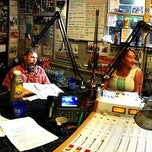 Photo taken at WRFL-FM Studios by Mick J. on 9/12/2013