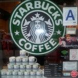 Photo taken at Starbucks by **Heath** on 12/17/2012