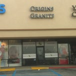Photo taken at Origins Granite by Melissa H. on 12/12/2012