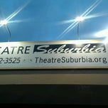 Photo taken at Theatre Suburbia by Marcus on 9/16/2012