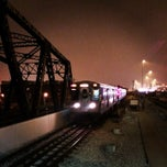 Photo taken at CTA - Ashland by Andy C. on 12/3/2014