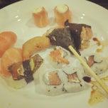Photo taken at Kiai Sushi by Izadora B. on 11/2/2012