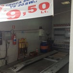 Photo taken at Auto Posto Vitoria by Marcio L. on 1/11/2013