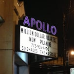 Photo taken at Apollo Theater by Babs Z. on 11/17/2012