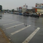 Photo taken at Jalan Raya Bogor by Bayu k. on 11/26/2013