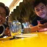 Photo taken at Booya Cafe & Bistro by Ahmad A. on 2/14/2013