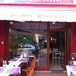 Photo taken at Istanbul Restaurant by Dila R. on 2/21/2013