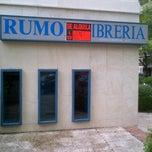 Photo taken at Librería Rumor by Pablo R. on 10/25/2012