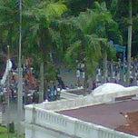 Photo taken at Kantor Gubernur Sumatera Utara by Farhan N. on 12/5/2012