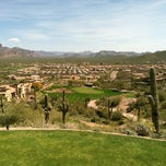 Photo taken at Gold Canyon Golf Resort And Spa by Russell R. on 3/19/2013