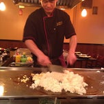 Photo taken at Hibachi Express by Nicole M. on 4/30/2012
