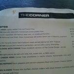 Photo taken at The Corner Restaurant & Bar by Kristi T. on 9/28/2011