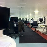 Photo taken at Tilburg University Library by Victor V. on 10/22/2011