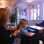 Photo taken at Leaf and Bean coffee shop by Simon H. on 3/17/2012