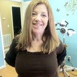 Photo taken at Blush Salon & Spa by Sandy V. on 8/13/2011