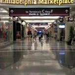 Photo taken at Philadelphia International Airport (PHL) by Patrick M. on 8/22/2012