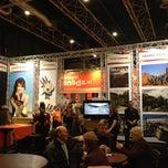 Photo taken at Vakantiebeurs by Mathias d. on 1/11/2012