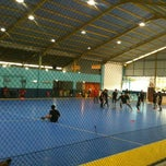 Photo taken at Meazza Futsal by Cesar S. on 4/28/2012