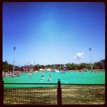 Photo taken at Memorial Field by Jason B. on 7/11/2012