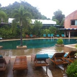 Photo taken at Timber House Resort Krabi by Kisaki R. on 6/3/2012