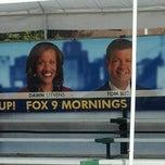 Photo taken at Kmsp Fox 9 @ The Fair by Amanda K. on 9/3/2012