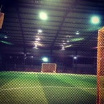 Photo taken at Futsal Masterscaff by am200288 K. on 5/8/2012
