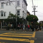Photo taken at Haight House by James T. on 7/17/2012