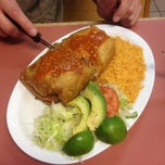 Photo taken at Dona Naty's Tacos by Annie K. on 5/14/2012
