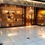 Photo taken at Louis Vuitton by James S. on 12/13/2012