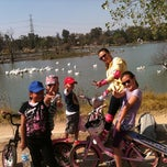 "Photo taken at Parque Ecológico ""Lago De Lirios"" by ❤Angie❤ on 2/17/2013"