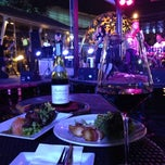 Photo taken at WINE 33 By Singha by Gift G. on 11/30/2013
