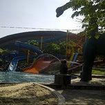 Photo taken at Siliwangi Swimming Pool by Dhyan on 6/30/2013
