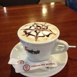 Photo taken at Chocolate Station by Göksel G. on 11/11/2012