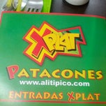 Photo taken at Xplat Expertos Pataconeros by Lina C. on 3/9/2013