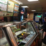Photo taken at SUBWAY by dmackdaddy on 4/5/2013