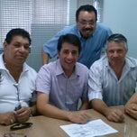 Photo taken at Jornal da Manhã - JMNews by Patricia E. on 11/6/2014