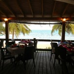 Photo taken at Blue Water Grill by Melissa C. on 4/3/2013