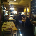 Photo taken at La Fraschetta di Mastro Giorgio by Tania C. on 10/18/2012