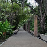 Photo taken at Parque del Agua by Ciudad.Travel on 6/18/2013